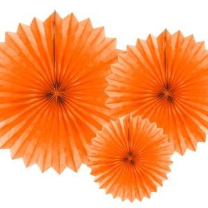 Orange rosetter