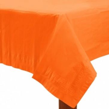 Orange papirsdug