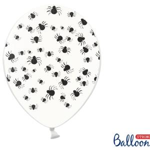 Balloner med edderkopper