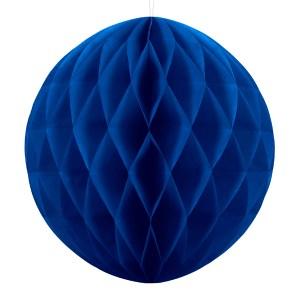 Navy Blue papirkugle