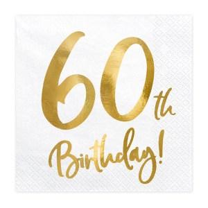 60 års fødselsdag