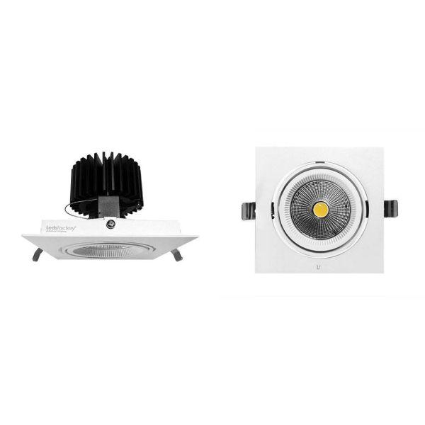 Downlight Orientable Aster 1C LED SLM