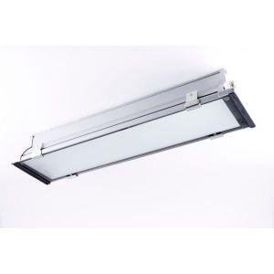 Luminaria LED Metálica Estanca PECALED