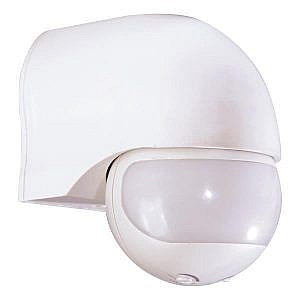 Sensor Movimiento Infrarrojos blanco IP44 800W
