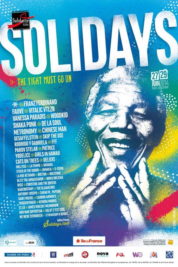 Festival Solidays 2014