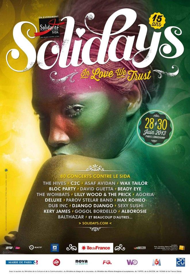 Festival Solidays 2013