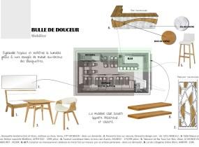 Café zen mobilier