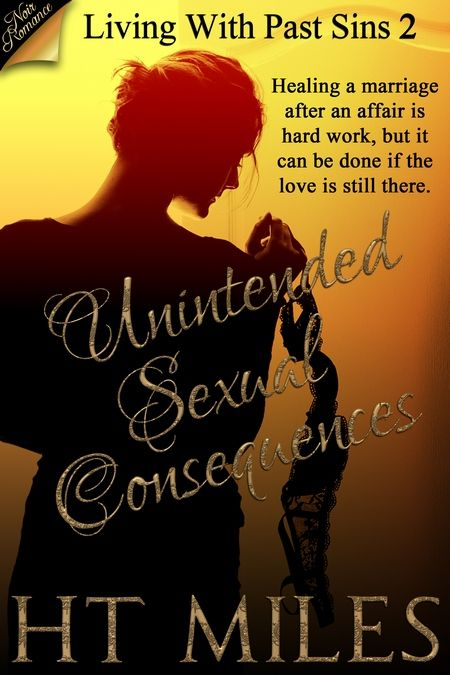 Happy Release Day to H.T. Miles with Unintended Sexual Consequences