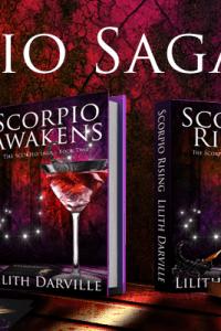 The Scorpio Saga by Lilith Darville