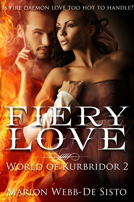 Happy release day to Marion Webb-De Sisto with Fiery Love
