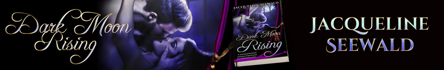 New Release: Dark Moon Rising by Jacqueline Seewald