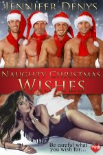 Naughty Christmas Wishes by Jennifer Denys