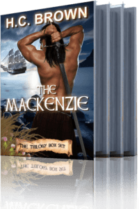 The Mackenzie Box Set by H.C. Brown