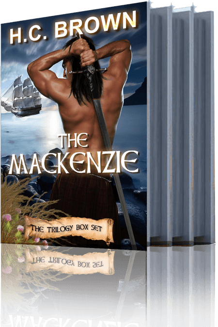 New Release: The Mackenzie, Trilogy Box Set by H.C. Brown