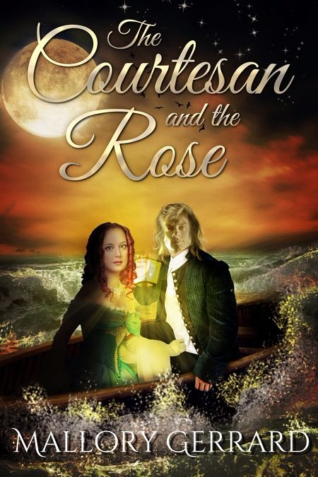 New Release: The Courtesan and the Rose by Mallory Gerrard