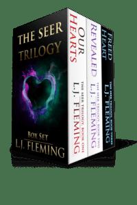The Seer Trilogy Box Set by L.J. Fleming