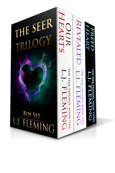 New Release: The Seer Trilogy Box Set