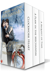 Out of Time Trilogy Box Set