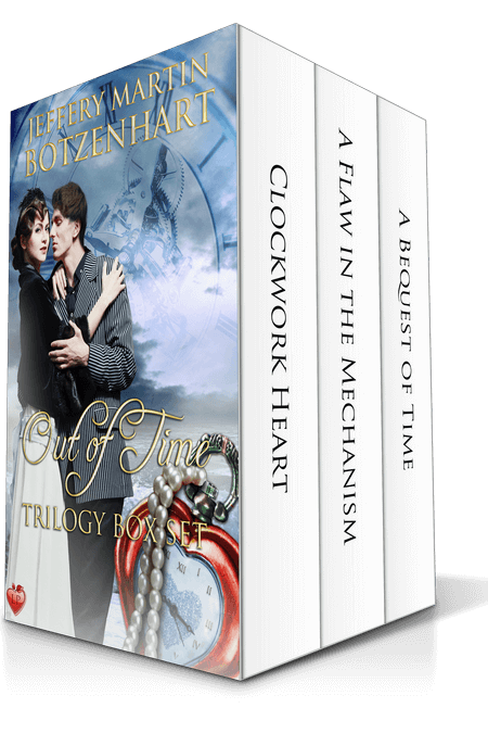 New Release: Out of Time Trilogy Box Set
