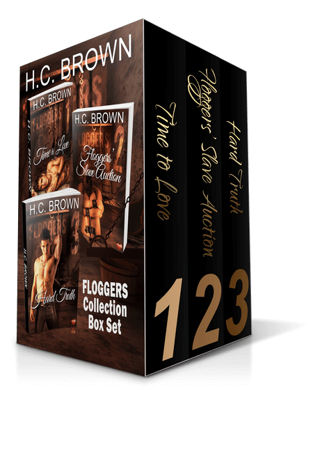 New Release: Floggers: Collection Box Set