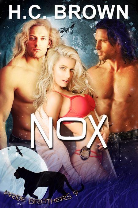 New Release: Nox (Pride Brothers 9) by H.C. Brown