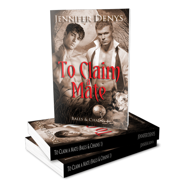 To Claim a Mate (Balls & Chains 1)