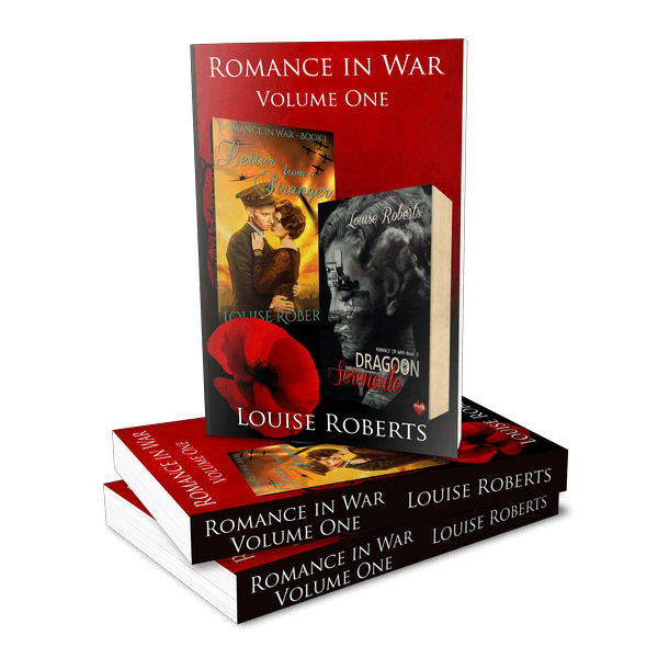 New Paperback Release: Romance in War by Louise Roberts