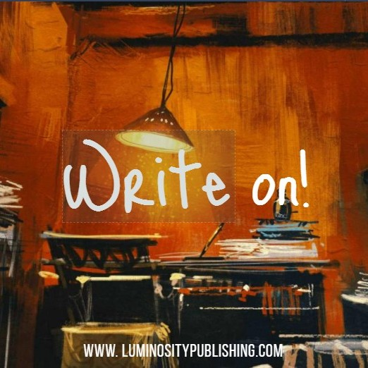 Be Inspired – Write On!