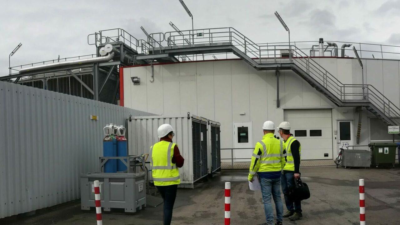 Installatie UPS en WKK bij chemiebedrijf MSD