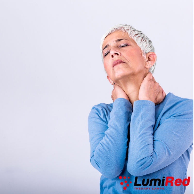 Infrared Light Therapy for Pain Relief