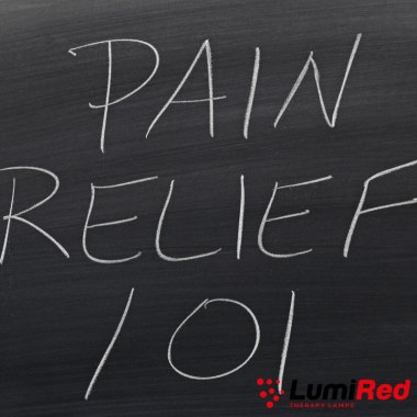 Arthritis Relief with Red Light Therapy.