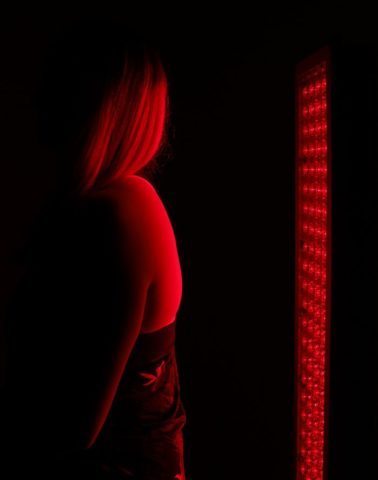 Red Light Therapy for Muscle Pain