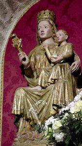 Virgen del Camino de las Victorias