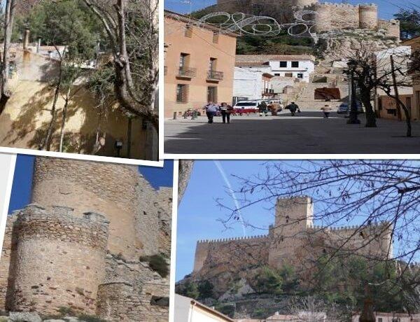 Almansa, castillo y batalla