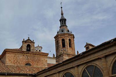 Monasterios de Suso y Yuso. San Millán de la Cogolla