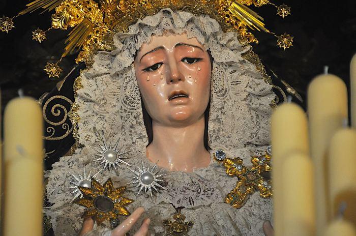 Virgen de la Estrella (anónimo S. XVIII)