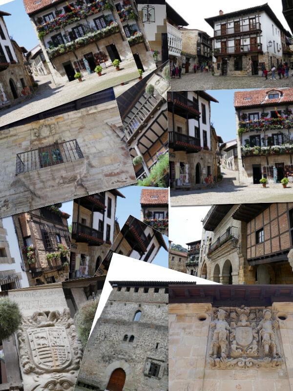 Santillana del Mar: colegiata, claustro y urbanismo medieval