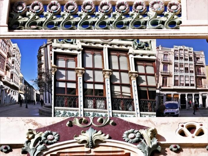 Modernismo en Zamora