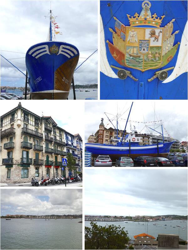 Casco histórico y barrio de pescadores de Fuenterrabía (Hondarribia)