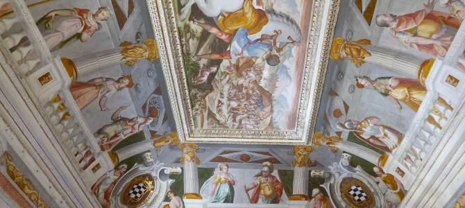 Viso del Marqués, arquitectura de estilo italianizante en el Palacio