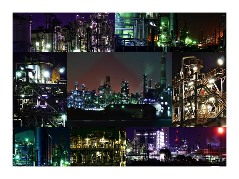 夏の川崎 工場夜景撮影の旅 | 工場夜景の撮り方と作例