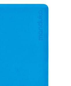 Manduka recycled foam block - yogablokk Dresden Blue