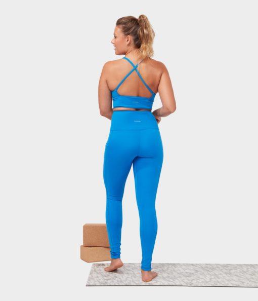 manduka renew legging be bold blue