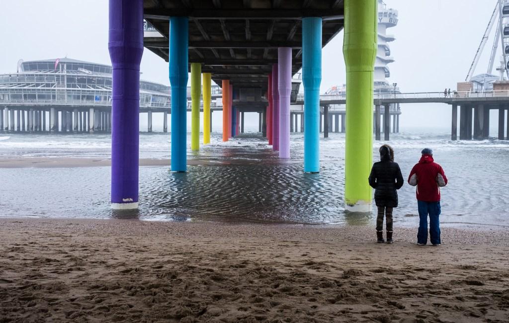 Under the Pier, Scheveningen