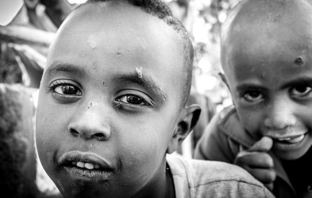 Children of Ethiopia #2