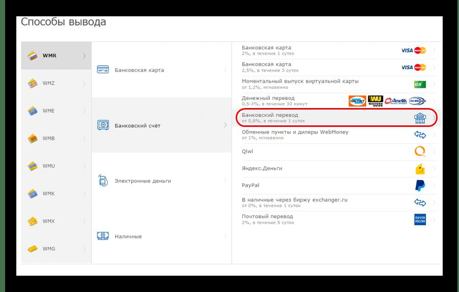 Изображение - Можно ли перевести деньги с вебмани на карту приватбанка variant-Bankovskiy-perevod-sredi-sposobov-vyivoda-Vebmani