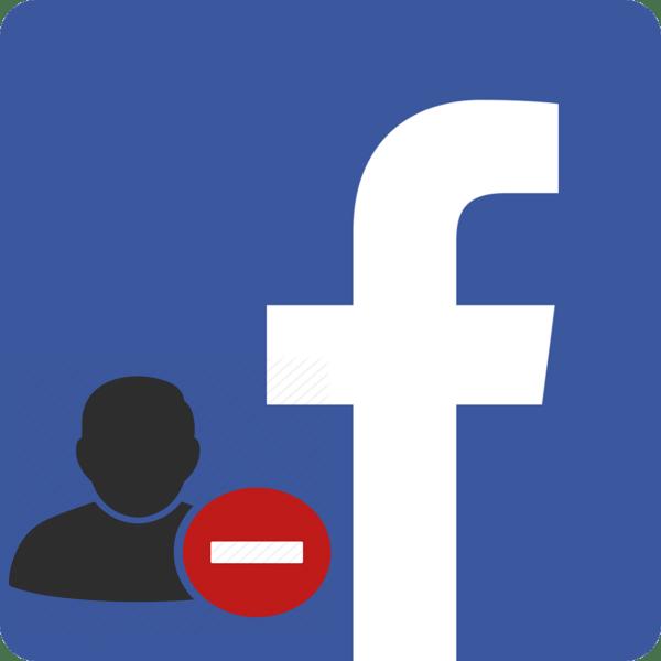 Supprimer une page sur Facebook