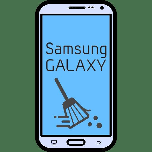 Samsungを工場出荷時の設定にリセットする方法