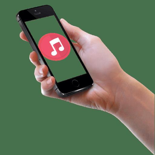 So werfen Sie Musik auf dem iPhone vom Computer aus