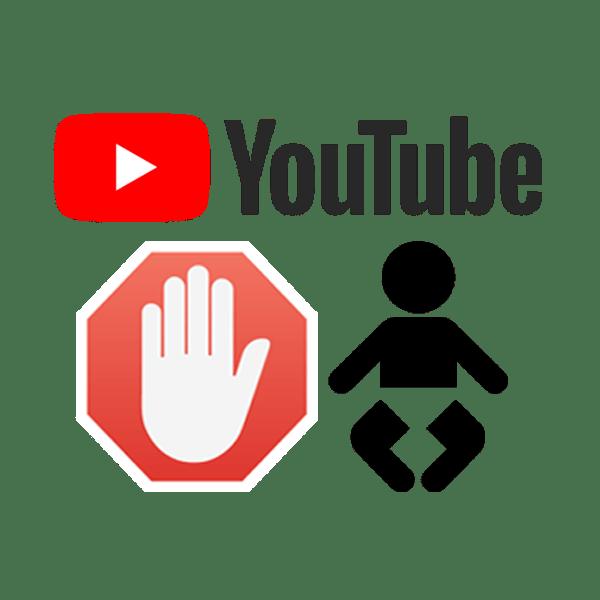 Bagaimana untuk menghalang YouTube dari kanak-kanak di komputer